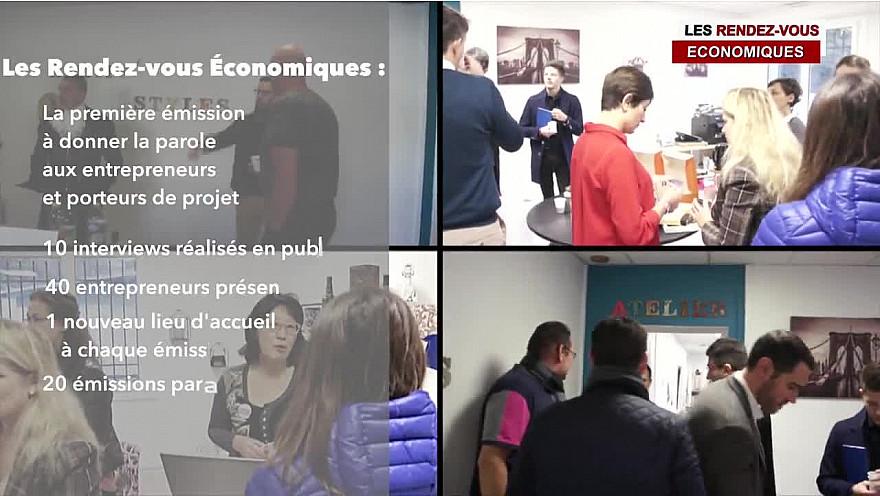 Les Rendez-vous Économiques Smartrezo 29/11 Le Film #interview #dématérialisation